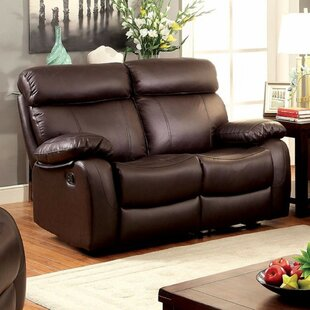 Inexpensive Carrigan Top Gain Reclining Love Seat by Red Barrel Studio Reviews (2019) & Buyer's Guide