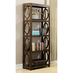 Mccaleb Extremely Eye Catchy Standard Bookcase Ivy Bronx