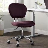 Cherry Wood Desk Chair Wayfair