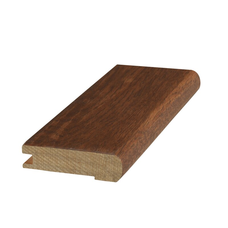 Mohawk Wood 0 8 Thick 3 Wide 84 Length Stair Nose Wayfair