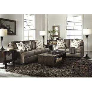 Latitude Run Sanil Wood Frame Living Room..