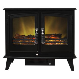 Chisman Electric Fireplace By Rosalind Wheeler