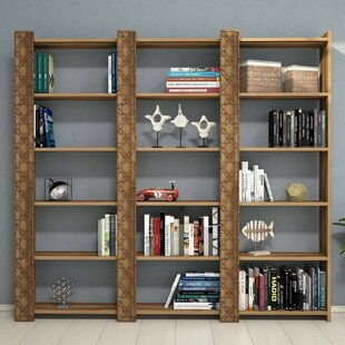 Cletus Bookcase By Ebern Designs