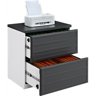 Shorewood 2-Drawer Lateral File by Winston Porter