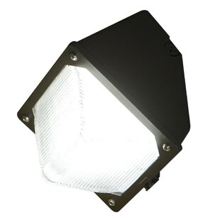 Nomad 19-Watt LED Dusk to Dawn Outdoor Security Wall Pack by Lumight