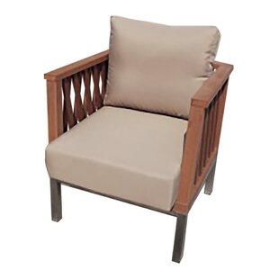 Pledger Chair With Cushions By Sol 72 Outdoor