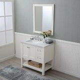 Daughtry 36 Single Bathroom Vanity Set by Charlton Home