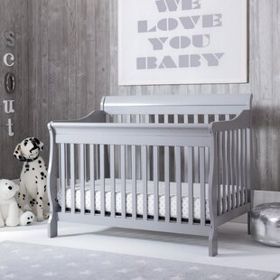 Online Reviews Canton 4-in-1 Convertible Crib ByDelta Children