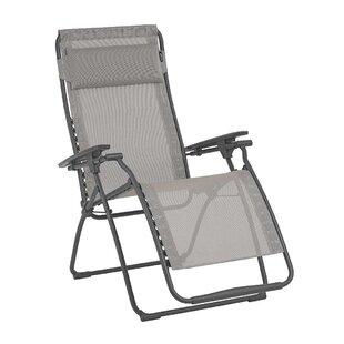 Lafuma Garden Deck Folding Chairs