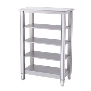 Read Reviews Martinson 4-Tier Bookcase By Willa Arlo Interiors