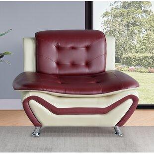Vizcarrondo Slipper Chair by Orren Ellis