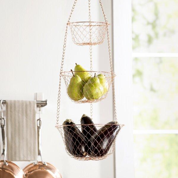 Hanging Kitchen Baskets Wayfair