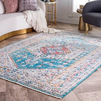 East Urban Home Home Sweet Butte Poly Chenille Rug Wayfair
