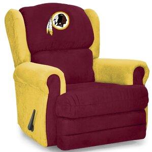 Coach Recliner  sc 1 st  Wayfair & NFL Oakland Raiders NFL Furniture Youu0027ll Love   Wayfair islam-shia.org