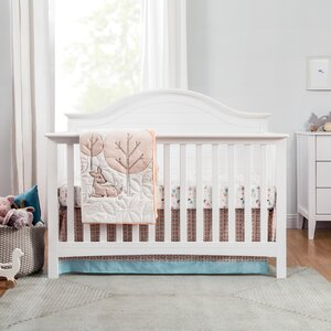 Baby Toy Chest 33x33x33cm Environmentally Friendly Felt Living Room Nursery LuckySign-Care Squirrel