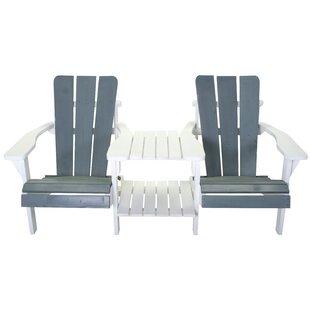 Westgard Wooden Love Seat By Sol 72 Outdoor
