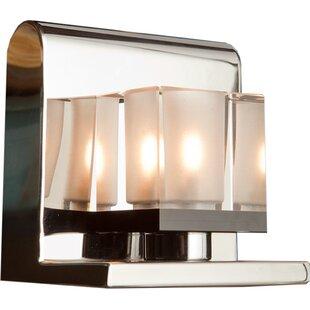 Edith 1-Light Bath Sconce By House of Hampton Wall Lights