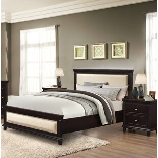 Darby Home Co Curt Upholstered Platform Bed