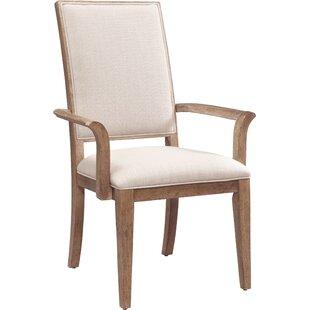 Warner Arm Chair (Set of 2) by Gracie Oaks