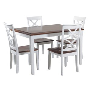 4 Chair Dining Sets kitchen & dining room sets you'll love