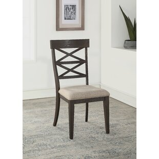 Cho Upholstered Dining Chair (Set of 2) Gracie Oaks
