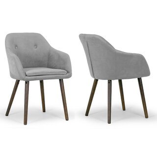 Alba Arm Chair (Set of 2) by Glamour Home Decor SKU:CB157283 Guide
