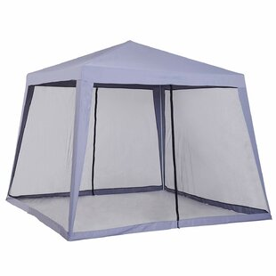 Mcclinton 3m X 3m Steel Party Tent By Sol 72 Outdoor