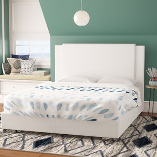 Top Reviews Conway Upholstered Platform Bed by Wade Logan Reviews (2019) & Buyer's Guide