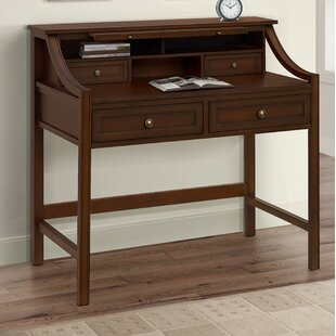 Gregorio Solid Wood Secretary Desk