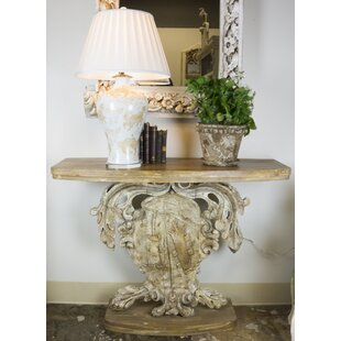 Shield Console Table