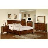 Verrett Storage Platform 5 Piece Bedroom Set by Darby Home Co