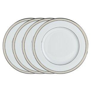 Jolie 27cm Dinner Plate Set (Set of 4)  sc 1 st  Wayfair & Dinner Plates And Bowls Sets | Wayfair.co.uk