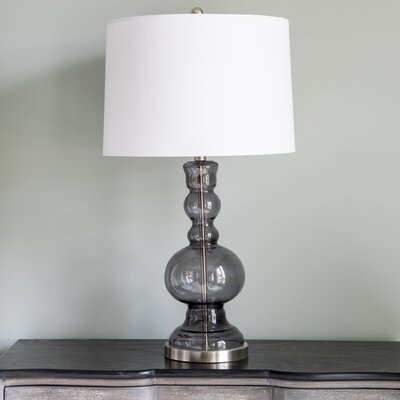 Gray Amp White Table Lamps You Ll Love In 2020 Wayfair