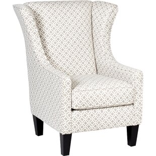 Jennifer Wingback Chair by dCOR design