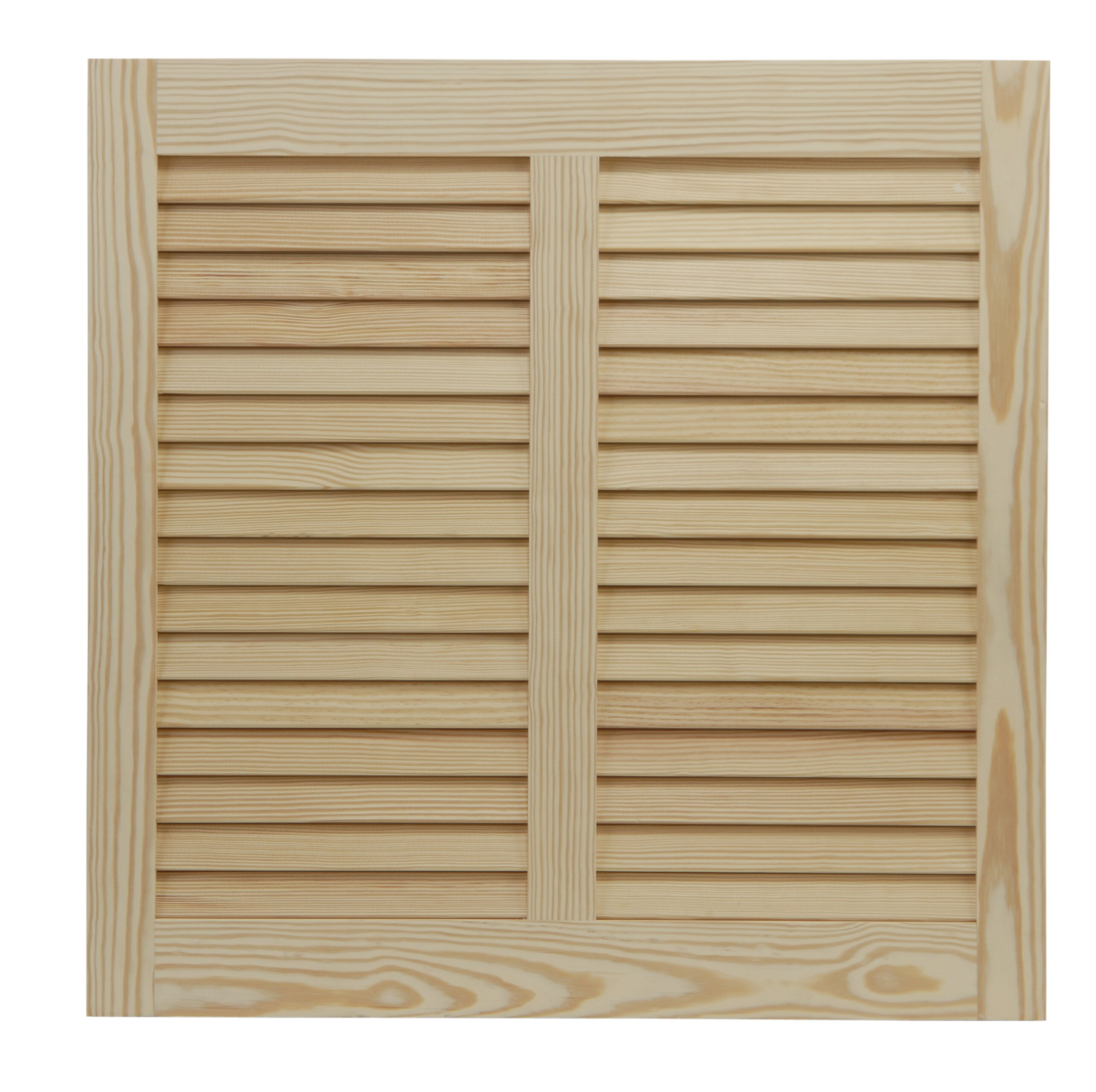 Shutters By Design Pine Bermuda Bahama Shutter Single Reviews Wayfair