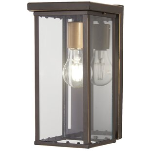 Gracie Oaks Maultsby Outdoor Flush Mount