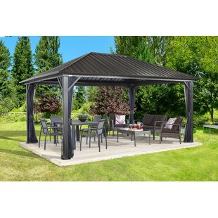 Backyard Gazebo backyard creations gazebo | wayfair