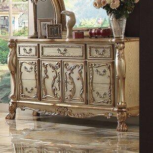 Astoria Grand Welliver 7 Drawer Combo Dresser
