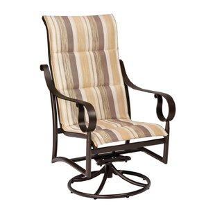 Woodard Ridgecrest High Back Swivel Rocking Chair