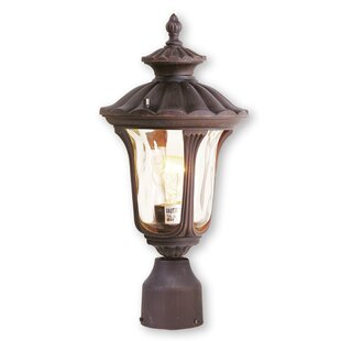 Gurnee Outdoor Lantern Head by Three Posts