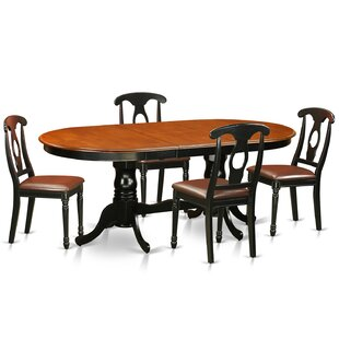 Pilning Modern 5 Piece Dining Set by Augu..