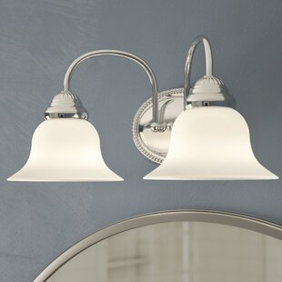 Nicolas 2-Light Vanity Light by Charlton Home