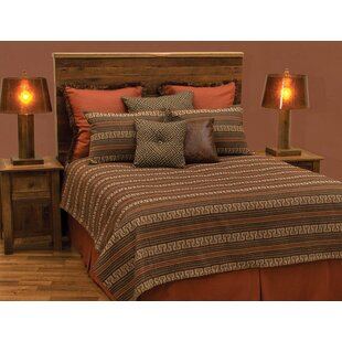 Wooded River Monument II Coverlet