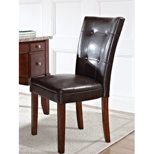 Lawhon Parsons Side Chair by Millwood Pines