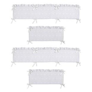 Price comparison Eyelet Crib Bumper BySweet Jojo Designs