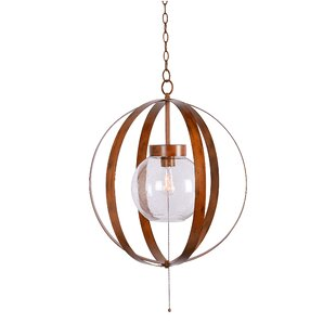 Baird 1-Light Outdoor Pendant