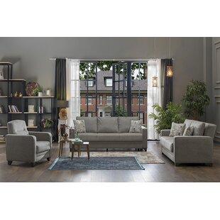 Aristo Configurable Living Room Set by Decor+