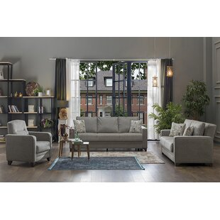 Check Prices Aristo Configurable Living Room Set by Decor+ Reviews (2019) & Buyer's Guide