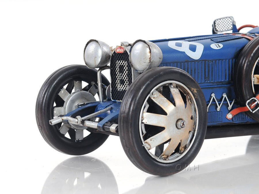 Old Modern Handicrafts Bugatti Type 35 Car Model & Reviews | Wayfair