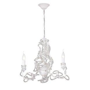 Eurofase Fantasia 3-Light Candle Style Ch..